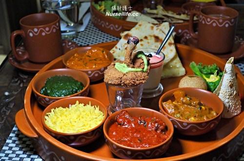 莫夏印度餐廳|商業午餐一次提供四種咖哩.天母吃印度料理划算的好選擇