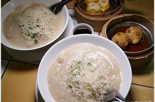 【清邁美食】古城區內24小時營業的粥店 Jok Sompet Restaurant