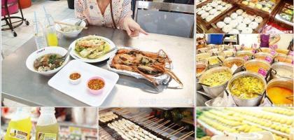 【泰國曼谷】Or Tor Kor 全曼谷最大的生鮮市場 CNN評選全球第四大市場