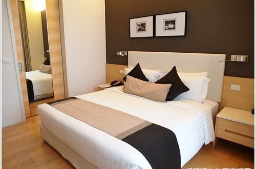 【曼谷住宿】Somerset Sukhumvit Thonglor Bangkok便宜舒適的公寓式酒店