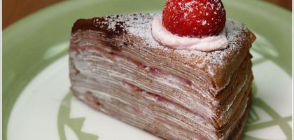 神秘千層蛋糕 隱藏版口味