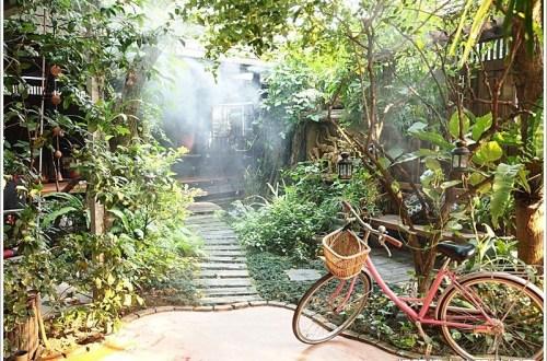 【清邁住宿】清邁園 Pak Chiang Mai 綠意古宅度假慢活民宿