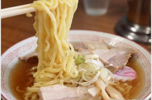 【福島美食】喜多方必吃的拉麵店!食堂なまえ 手打麵超好吃!(食堂NAMAE)