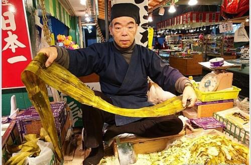 【福井/敦賀】日本海魚市場(日本海さかな街) 超便宜、超乾淨、超好逛,大勝築地市場!