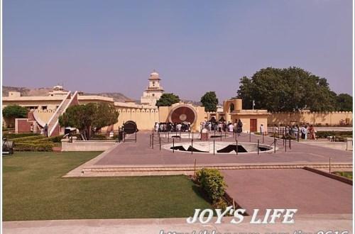【印度】Jantar Montar天文台<文化遺產>