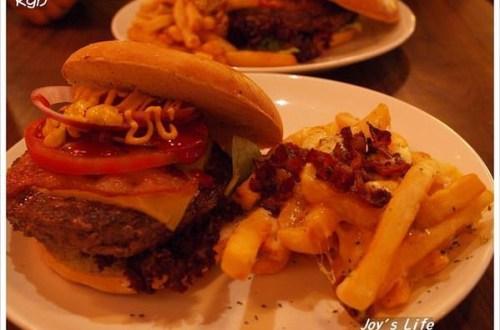 【台北 大安】kgb 紐西蘭風味漢堡