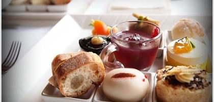 【台北 中山】九宮格下午茶-美麗信青庭花園餐廳