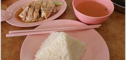 【沙巴 亞庇】味雅海南雞飯茶室