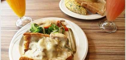 【台北天母 早午餐】新光三越後面的美式早午餐 JB's DINER