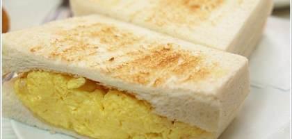 【香港佐敦】澳洲牛乳公司 全香港最好吃的雞蛋三明治@佐敦站C2出口3分鐘