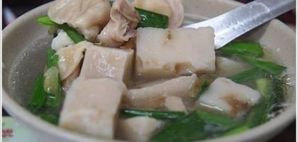 【嘉義】百年粿仔湯,郭家美食。
