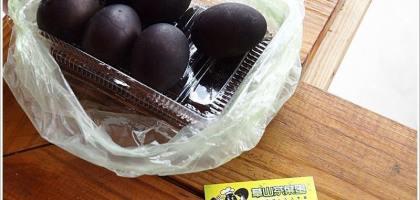 【新北蘆洲】暗黑界的茶葉蛋,草山茶葉蛋。