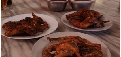 【巴里島】TALIWANG BARU 號稱全巴里島最好吃的烤雞~