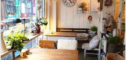 【基隆】黑兔兔散步生活屋 暫離城市喧擾的咖啡館