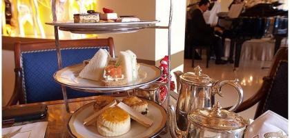【香港九龍】半島酒店英式下午茶