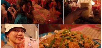 【暹粒】吳哥夜市享用晚餐