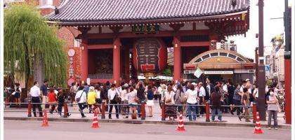 【東京】淺草寺及周邊瞎逛
