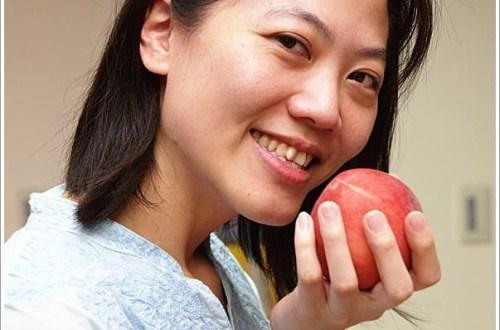 吃水蜜桃的季節又來囉~