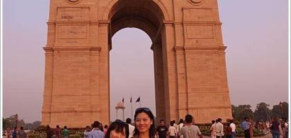 【印度】India Gate 印度門