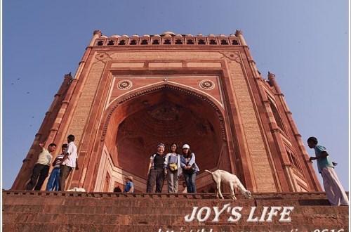 【印度】Fatehpur Sikri法特普西克里城<文化遺產>