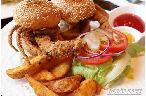 【台北 信義】大漢堡不夠看,要小漢堡+軟殼蟹才屌!! HALEAKALA