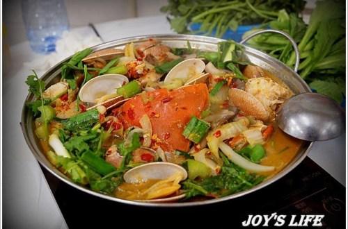 【澳門】美味但不老實的水佬榮花甲蟹鍋