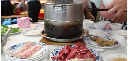 【台北 大安】平價吃到飽的酸菜白肉鍋,台電勵進餐廳。
