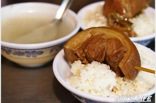 【彰化】宵夜時段第一名的爌肉飯,魚市場爌肉飯。