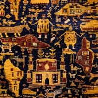 «Alte Teppiche sind einzigartig wie Gesichter» - Auf der Suche nach dem ältesten Teppich in Afghanistan