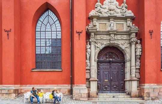 Die meisten Schweden sind zwar noch Mitglied der lutherischen Kirche, doch Religion betrachten viele als Privatangelegenheit. Im Bild: die Jakobskirche in Stockholm. (Bild: Laif)