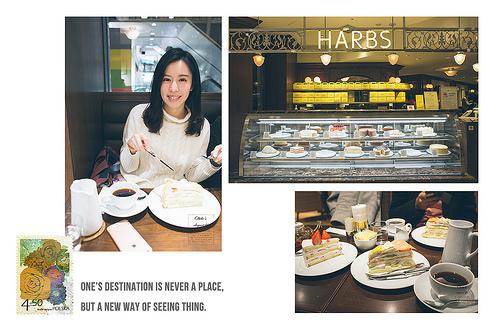 |日本甜點|到日本必吃甜點 HARBS – 天王寺/阿倍野近鐵百貨店