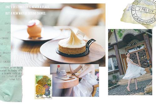 南投::清境 蒙塔妮法式甜點-老英格蘭旁邊的隱藏版甜點