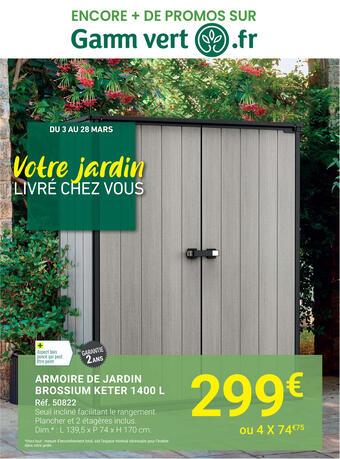 https www promocatalogues fr magasins gamm vert catalogues promotions