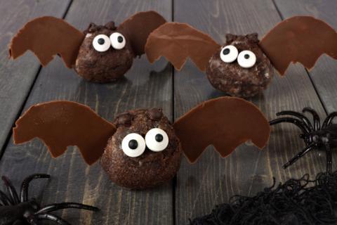 recettes faciles pour celebrer halloween