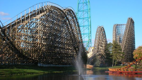 Six Flags Great Adventure (Foto: coaster-park)