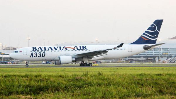Batavia air A330 (Foto: Planespotter)