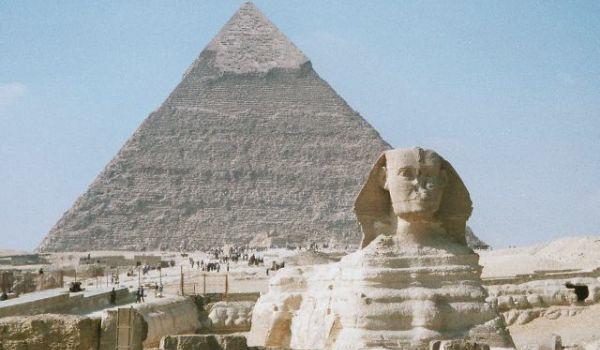 Piramida Giza, Mesir (Foto: travelhouse)