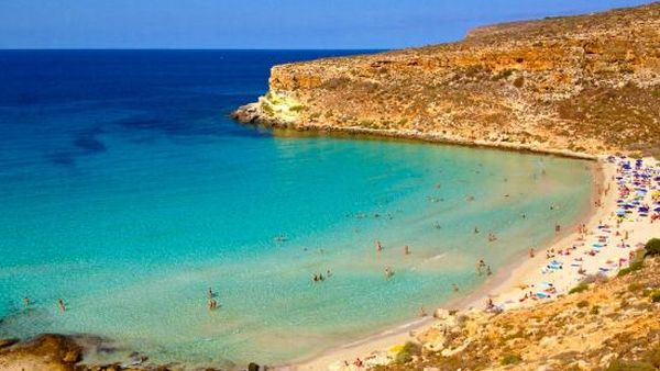 Rabbit Beach, Lampedusa, Italia (Foto: TripAdvisor)
