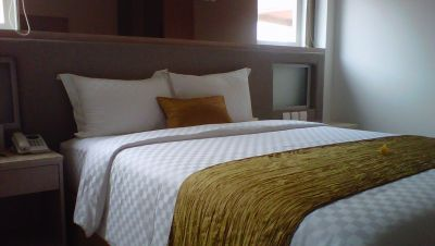 Kuta Angel Hotel (foto: Rohmat/Okezone)