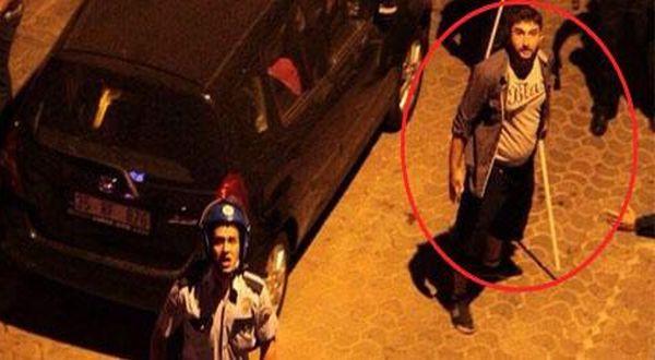 Pria Misterius di Kota Izmir (Foto: France24)