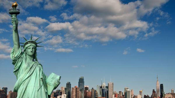 Patung Liberty (Foto: Toptravellists)