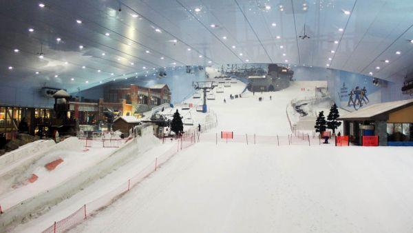 Dubai Ski Indoor (Foto: Mtrip)
