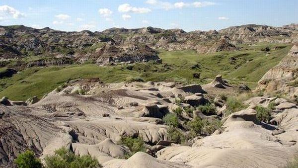 Dinosaur Provincial Park, Kanada (Foto: whc.unesco)