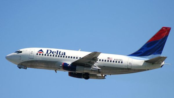 Maskapai Delta Airlines (Foto: decaedere)