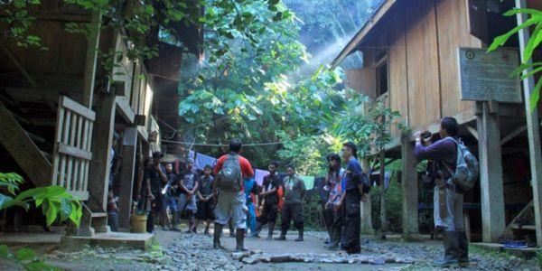 Hutan Nantu, Gorontalo (Foto: suluttoday)