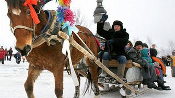 Tahun baru di Belarus (Foto: travelandleisure)