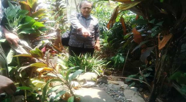 Benda Purbakala di Bogor Raib