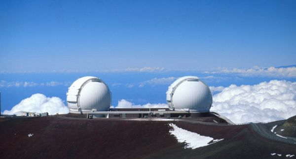 Mauna Kea, Hawaii (Foto: astroprofspage)