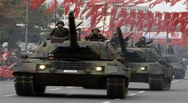Foto : Tank Turki (armyrecognition)