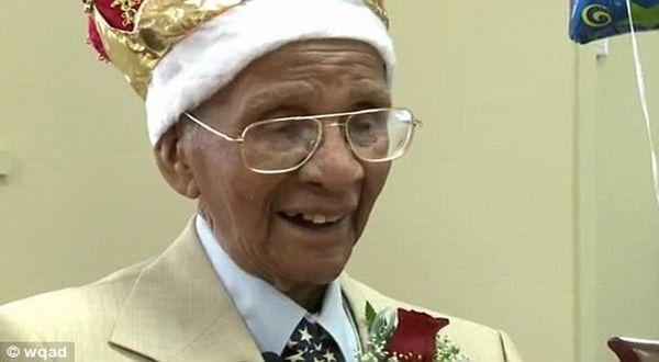 Oldest U.S. man dies